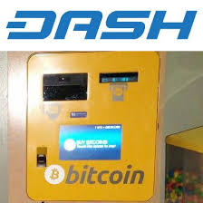 Bitcoin Vending Machine Amazing Manchester Bitcoin Vending Machine Adds DASH Making NH 48 For DASH