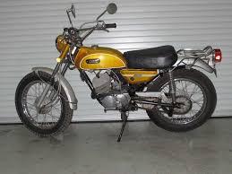garage pany bikes 1971 yamaha 175