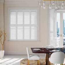 white window shutters. Brilliant Shutters San Jose Brilliant White Shutter Blinds On Window Shutters M