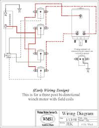 winch solenoid wiring diagram well me 2 post winch wiring diagram diagrams schematics solenoid