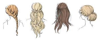 Vier Einfache Frisuren F R Das Oktoberfest Styles Stories