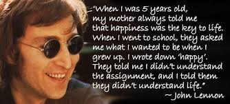 Famous Birthday Quotes Impressive Famous Birthday Quotes John Lennon 48 Quote