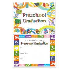 Preschool Graduation Announcements Preschool Graduation Announcement