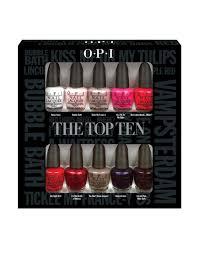 Opi Nail Polish Lacquer The Top