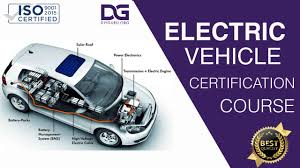 Car Design Courses In Pune Electric Vehicle Certification Course
