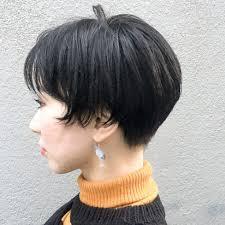 面長女子はツーブロックヘアにピッタリ人気の10選を紹介 Trillトリル