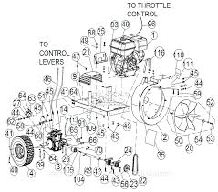 Leaf blower parts diagram luxury billy goat qv900hsp parts diagram for engine assembly