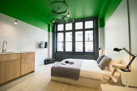 House Design Colour Printing Aparthotel Bike Up Apartments Wroclaw