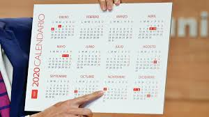 Calendario Noviembre 2020 Para Imprimir Calendario Laboral 2020 En Madrid Dos Festivos Se Trasladan