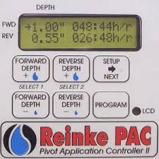 center pivot upgrades hoffman irrigation reinke s pivot application controller ii pac ii precisely regulates water fertilizer and chemical application center pivot and lateral move