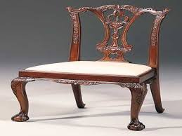 chippendale side chair. Chippendale Style Dining Chairs Mahogany Side Chair A