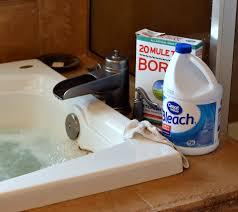 bathroom how to clean a whirlpool bathtub amazing