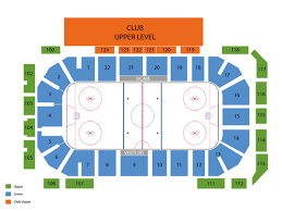 Gopher Hockey Seating Chart Notre Dame Fighting Irish Hockey Tickets At Compton Family Ice Arena On February 14 2020 At 7 00 Pm