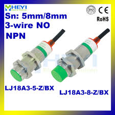 lj18a3 8 z bx npn 3 wire inductive proximity sensor detection switch lj18a3 8 z bx npn 3 wire no metal induction proximity sensor dc lj18a3 8 z bx npn 3 wire inductive proximity sensor detection switch