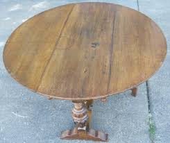 brilliant pedestal drop leaf table round page 6 woodworking