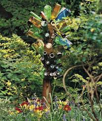 view in gallery diy eclectic art addition to the garden you can craft with relative ease