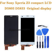 """[GRAB FAST] 4.6"""" Original display For Sony Xperia Z3 compact LCD ..."""