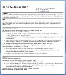Microbiology Lab Assistant Resume From 13 Medical Assistant Resume