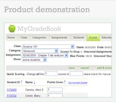 Teacher Gradebook Online Online Gradebook Access For Teachers Students Mygradebook Com