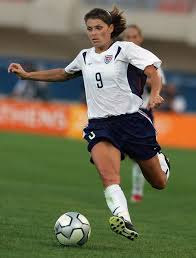 Mia Hamm On Why Girls Playing Sports Is So Important Time
