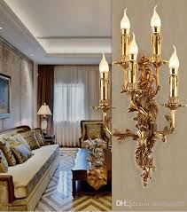 vintage wall light candle luxurious