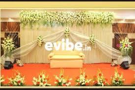 Flower Decoration Design Best Wedding Reception Engagement Stage Flower Decorators Simple 29