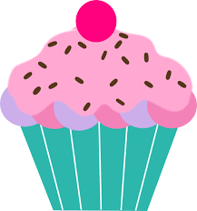 cupcakes with sprinkles clipart. Plain Clipart Cupcake With Sprinkles Clipart 1 Cupcakes