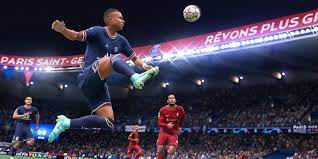 FIFA 22 Full Gameplay Revealed In First Look Match Between Pros