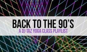your free yoga playlist