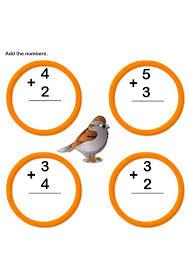 Addition Worksheets For Kindergarten Online Worksheets for all ...