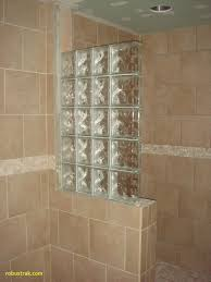 half wall shower design