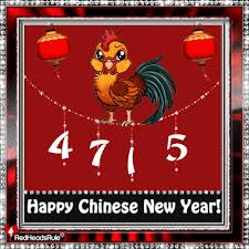 On the lunar new year's eve, chinese people start to greet each other through text or voice happy new year messages, while later exchange chinese new year greetings face to face when visiting each other. Chinese New Year Lunar New Year Gif Gfycat