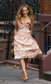 Carrie Bradshaw Brands Mentioned By Carrie Bradshaw On Sex And The City Video