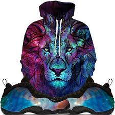 Alternate <b>Galaxy</b> Foamposite Sneaker Hoodie | Толстовка с ...