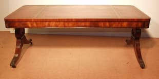 With a vast inventory of beautiful furniture at 1stdibs, we've got just the duncan phyfe table you're looking for. Vintage Duncan Phyfe Coffee Table With Leather Top Aug 02 2017 Lewis Maese Antiques Auction In Tx