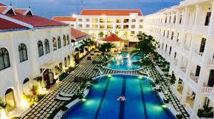 Angkor Palace Resort Spa Hotel Apsara Angkor Palace Siem Reap Cambodia Bookingcom