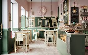 new heights furniture. A Pink And Green Cafe With Wooden Bar Tables Stools. New Heights Furniture R