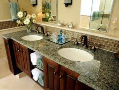 granite bathroom counters. GRANITE COUNTERTOPS With Granite, Each Slab Is Unique, Random And Inconsistent Patterns. Granite Graded For A Host Of Variables Including Density, Bathroom Counters