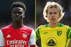 Arsenal v Norwich - Confirmed Team News ...