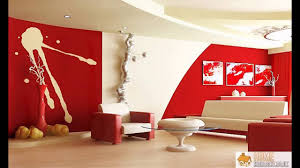 Red Living Room Paint Painting The Living Room Red Interior Fabulous Modern Red Black