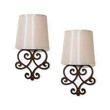 battery wall sconce. It\u0027s Exciting Lighting 2-pack Battery-Powered Wall Sconce Set Battery