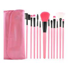 get ations 12 pcs xmb brand cosmetic makeup kit high grade fiber makeup brush set foundation for