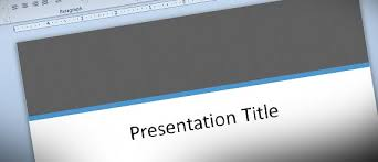 Formal Ppt Templates How To Design A Formal Powerpoint Template With Texture Fill