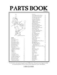 Parts Book Parts Book Parts Book Parts Book