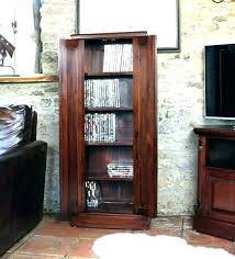 glass cd storage unit cabinet with doors glass storage unit view larger black black glass dvd