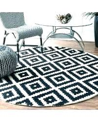 6 foot rug ft round braided rugs awesome feet com another is by 8 for