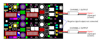 instruction manual for dact s ct100 phono stage riaa ct100 unbalanced output connections