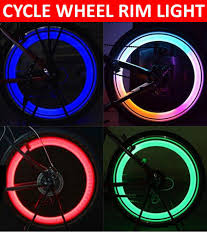 Bicycle Wheel Light Software V2 0 Jasper Bicycle Bike Safety Wheel Light Blinker For Cycle Set Of 2