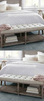 Best 25+ Rustic bedroom benches ideas on Pinterest | Wood projects ...