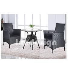rattan 1 2 set garden set outdoor dining table set coffee table